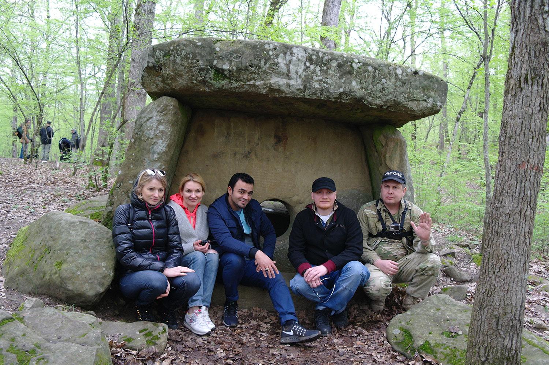 Путешествия с МехдиTravel: в поисках истины. Тайны Краснодарских дольменов