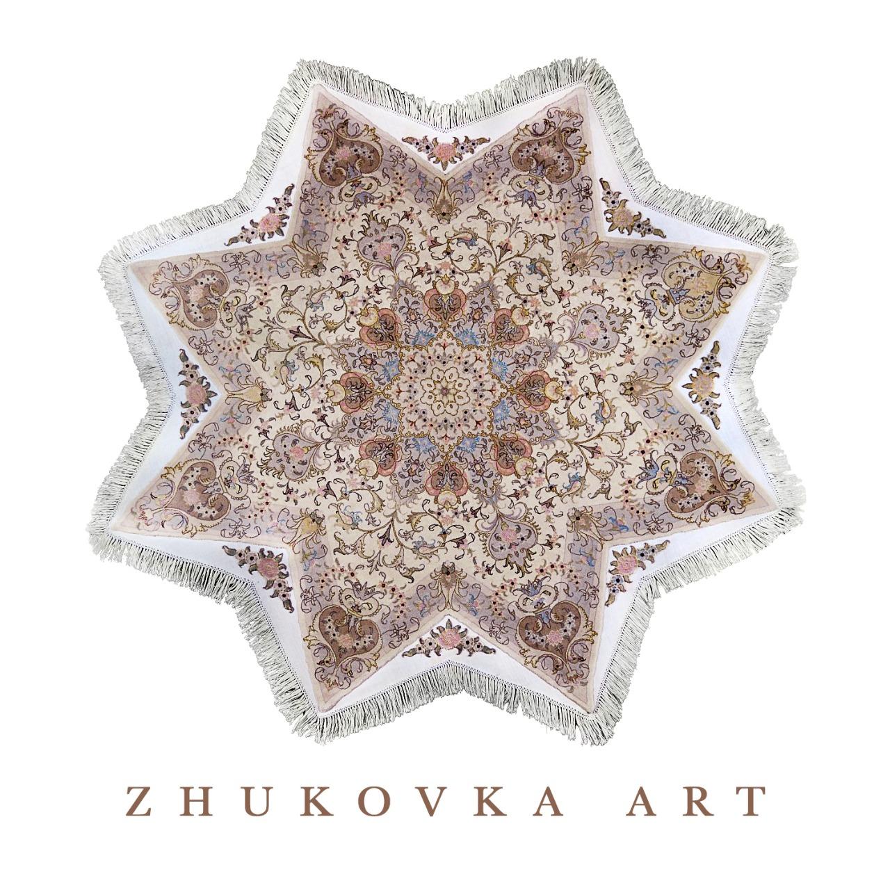 Персидский ковер ручной работы. Галерея искусств «Жуковка АРТ»