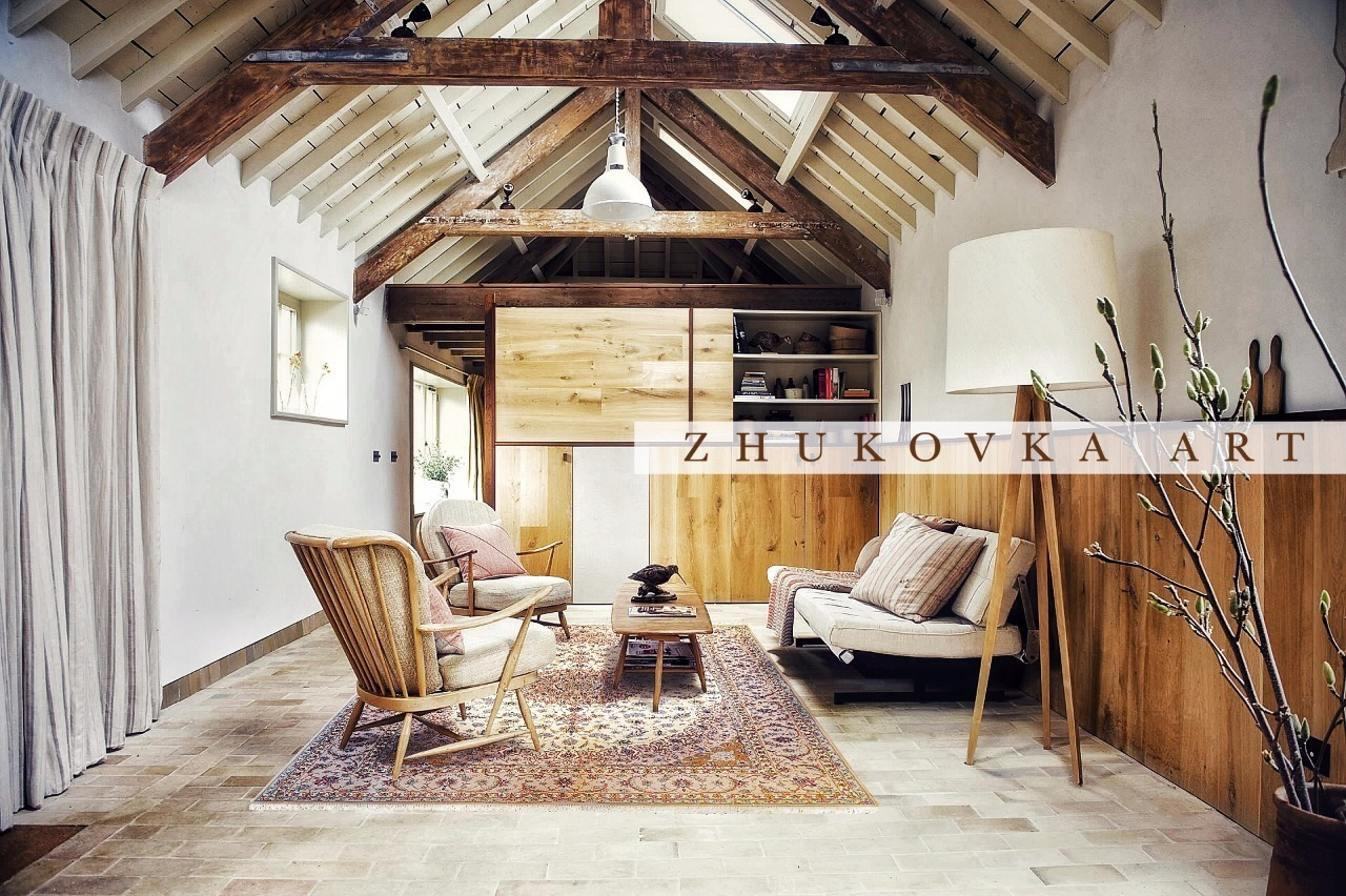 галерея искусств Жуковка Арт - Персидские ковры в интерьере