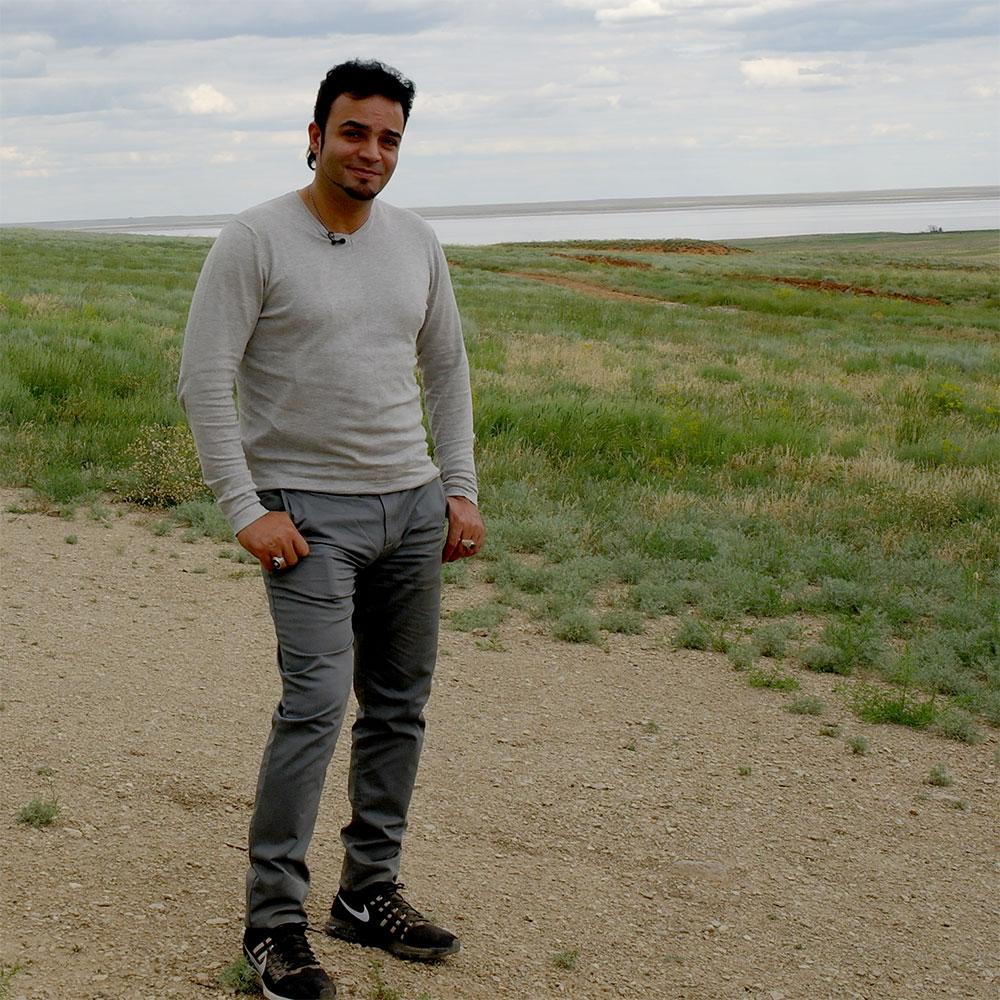 Экспедиции сэкстрасенсом Мехди: Удивительные места Поволжья...