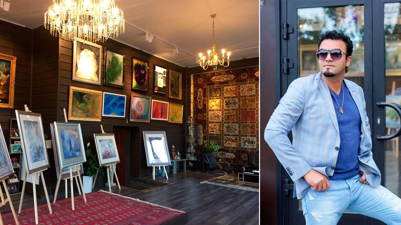 галерея Мехди Эбрагими Вафа «Жуковка Арт»