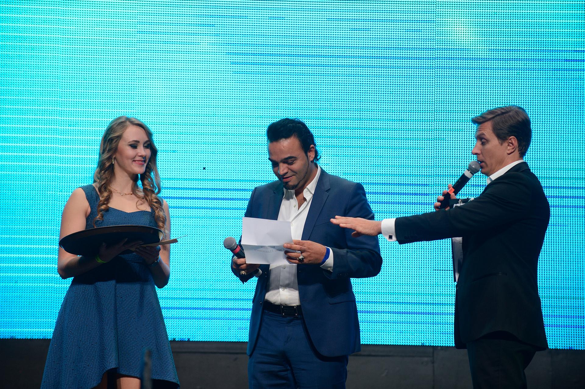 Мехди Эбрагими Вафа - Хрустальный Лотос 2017