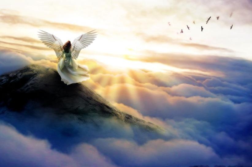 Ангелы среди нас. Притча Мехди Эбрагими Вафа