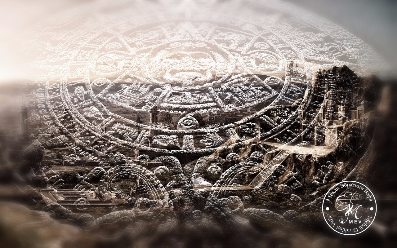 Экстрасенс Мехди: О чем говорят древние цивилизации?