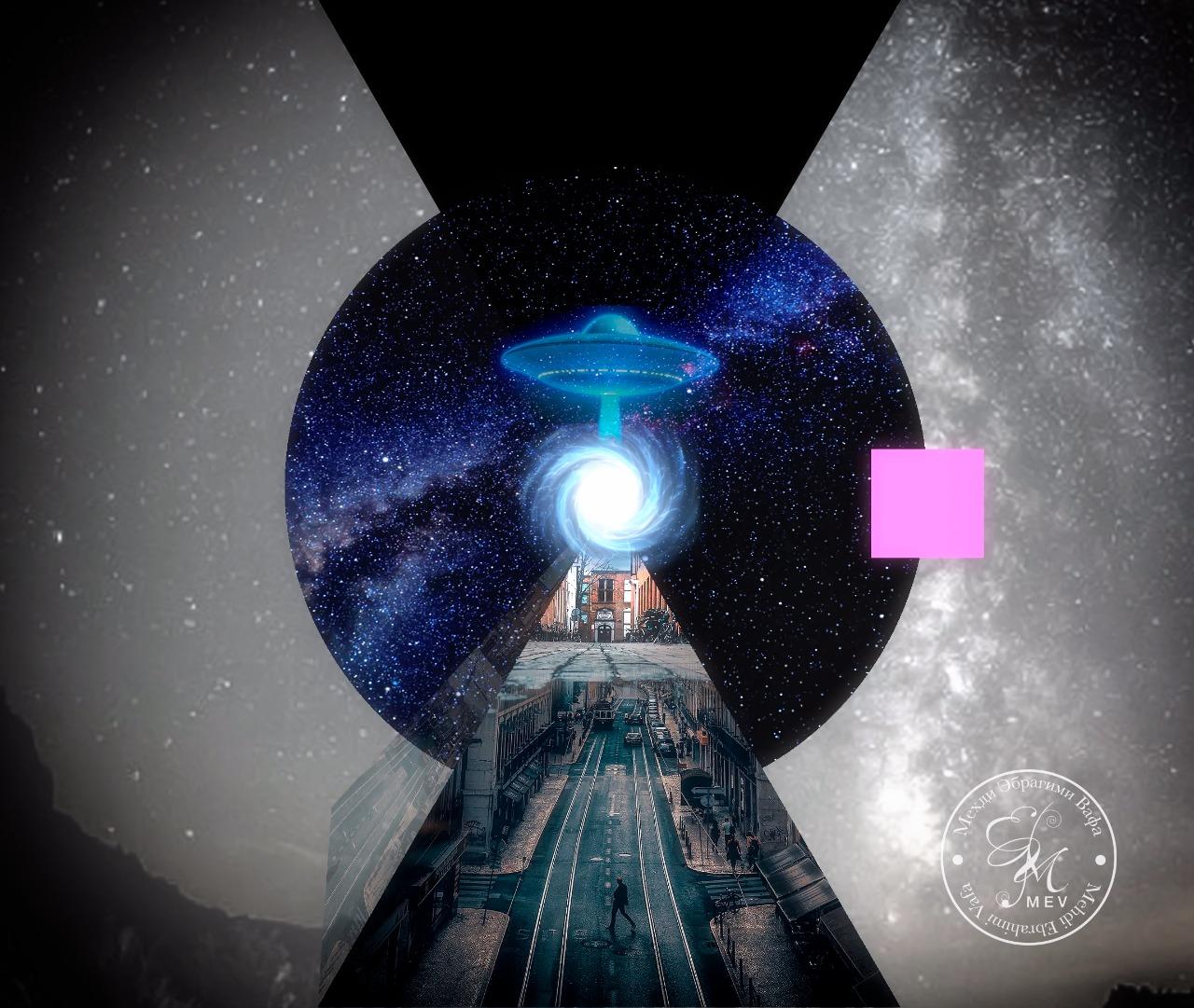 Существует ли НЛО? Версия экстрасенса Мехди