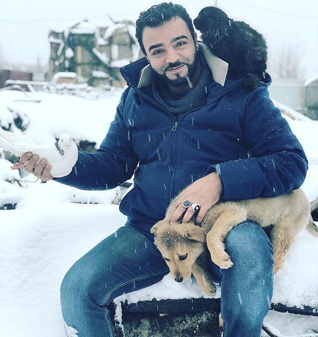 Мехди Эбрагими Вафа: «Любовь сгореть не может никогда»