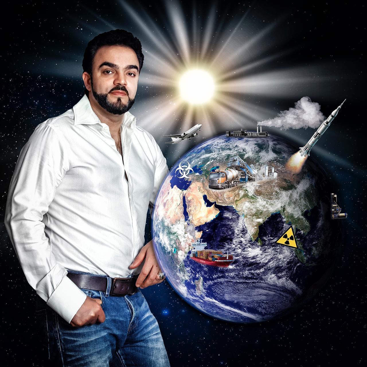 Человечество: предназначение и будущее. Мехди Эбрагими Вафа