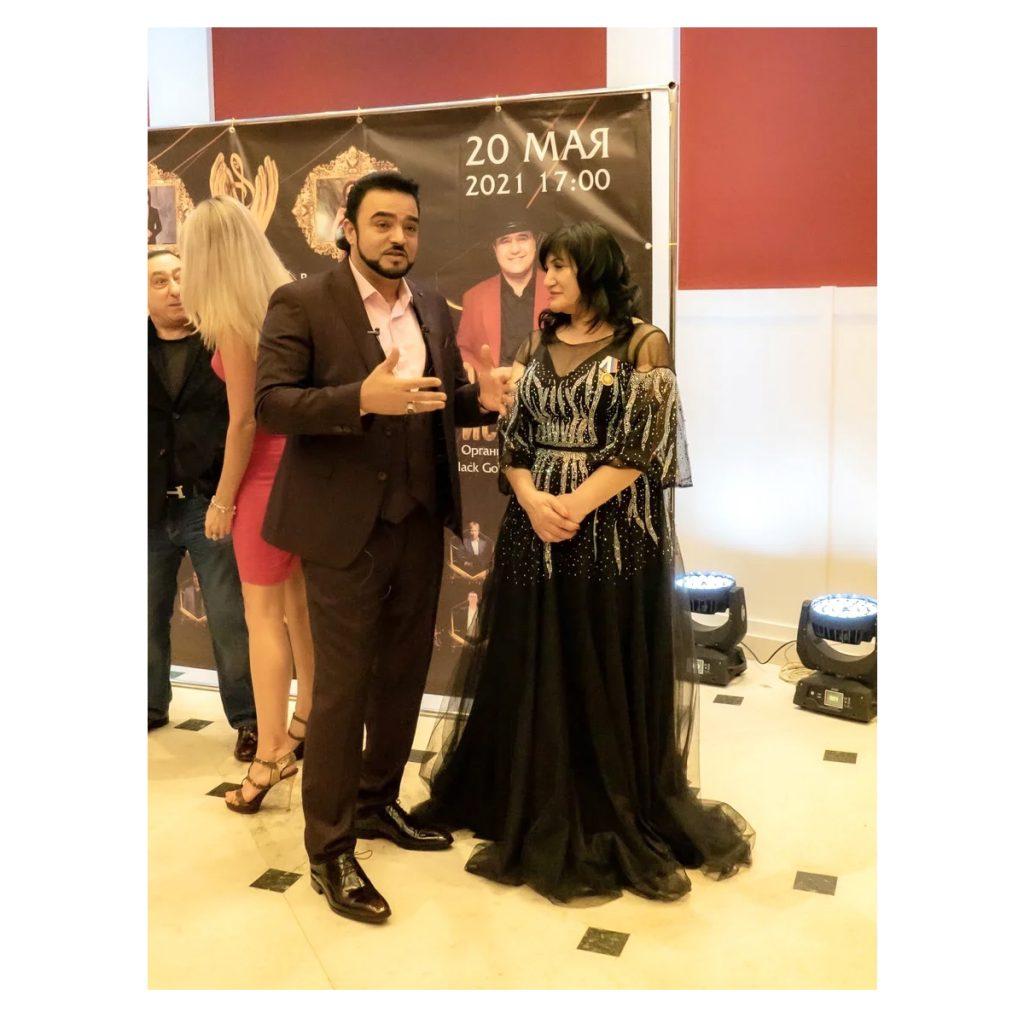 Мехди Эбрагими Вафа — лучший врач-целитель 2021 года! Премия  BLACK GOLD AWARDS